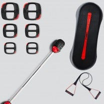 Home Workout Set -  SMARTBAR, SMARTSTEP, AND SMARTBAND *save 15% when purchased together!