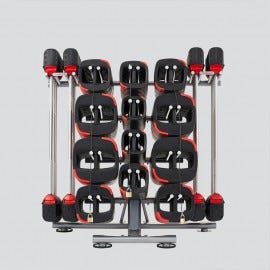 Locking Unit for Gen 2 12 Set Les Mills SMARTBAR™ Rack