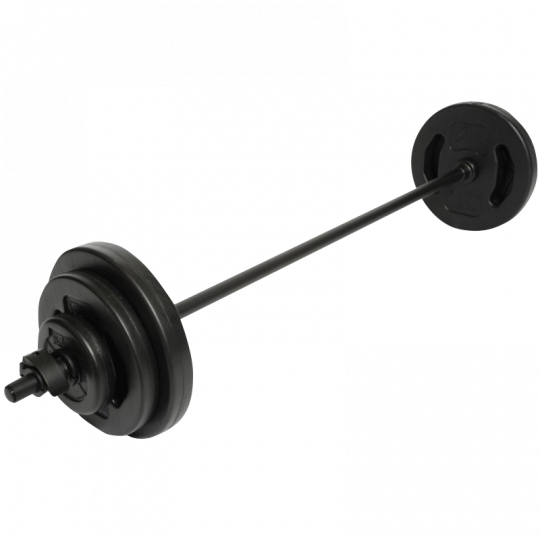Don Oliver BODYPUMP® WEIGHT SET WITH BAR