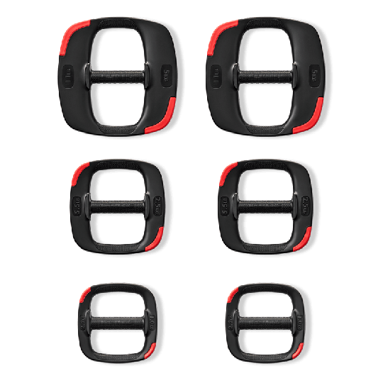 SMARTBAR™ Weight Set