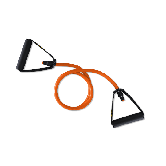 Les Mills medium resistance band - Orange