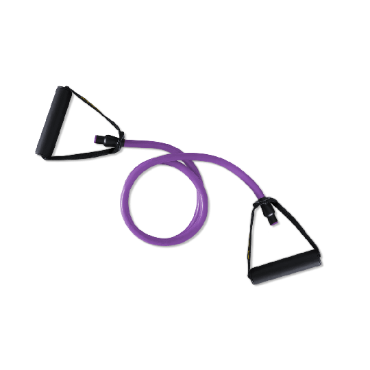 Les Mills Medium resistance band - Purple